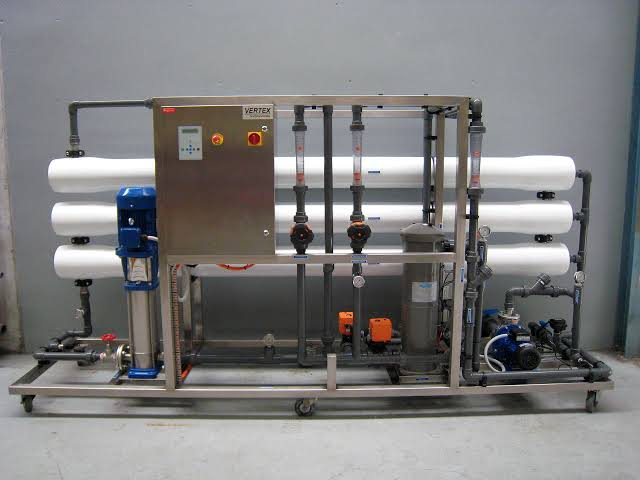 Micro Desalination Plant for Solar Irrigation